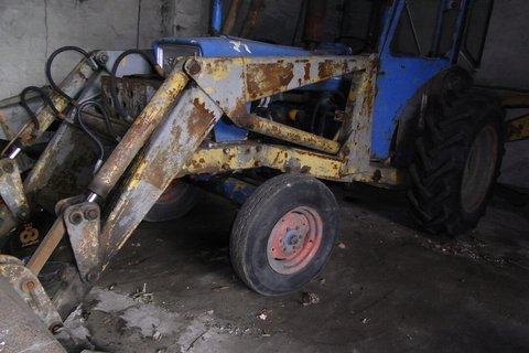 Reservedele - Ford 5000 Traktor Købes